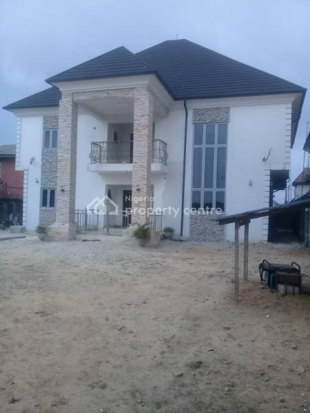 Excellently Built and Finished 5 Bedroom Duplex, Akpajo, Port Harcourt, Rivers, Detached Duplex for Sale