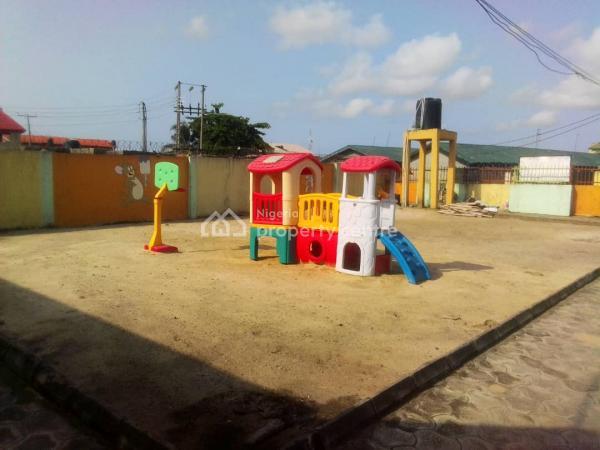 2 Units of 2 Bedroom Flat, on a Full Plot of Land, Americana Street, Oribanwa, Ibeju Lekki, Lagos, Block of Flats for Sale