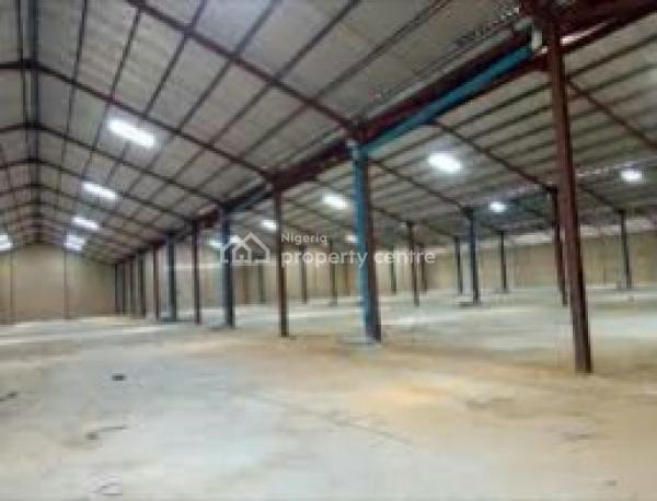 4,000sqm Warehouse, Oregun Road, Oregun, Ikeja, Lagos, Warehouse for Rent