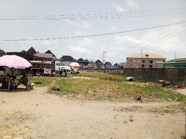 2500sqm Land, Mobolaji Bank Anthony Way, Adeniyi Jones, Ikeja, Lagos, Commercial Land for Rent