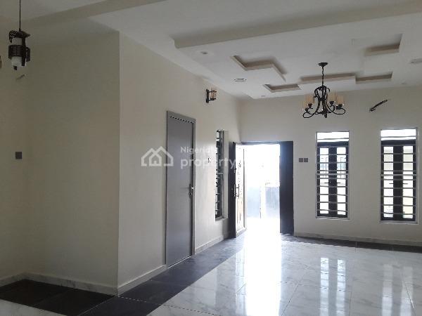 Elegantly Built Semi Detached Duplex, Orchid Road, Lafiaji, Lekki, Lagos, Semi-detached Duplex for Sale