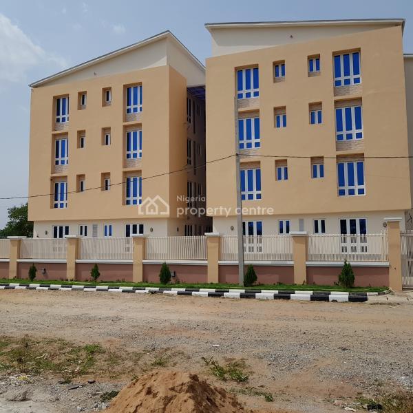 Brand New Luxury 3 Bedroom Flat with Bq, Before Godab, Life Camp, Gwarinpa, Abuja, Block of Flats for Sale