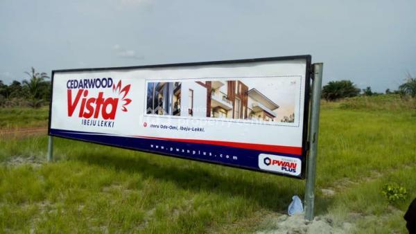 Cedarwood Vista Phase 3, Off La Campagne Tropicana Resort, Asegun, Ibeju Lekki, Lagos, Mixed-use Land for Sale