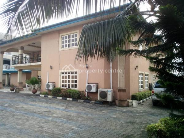 a Detached 6 Bedroom Duplex with 3 Rooms Boys Quarter, Off Shell Ra, By Aba Road, Rumuibekwe, Port Harcourt, Rivers, Detached Duplex for Sale
