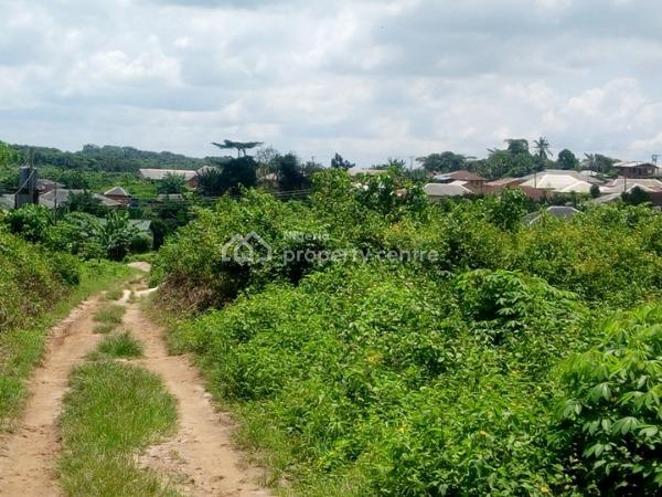 500 Acres of Land for Lease, Along Awaye Igbooga Road 15 Minutes From Tied Road, Iseyin, Oyo, Land for Rent