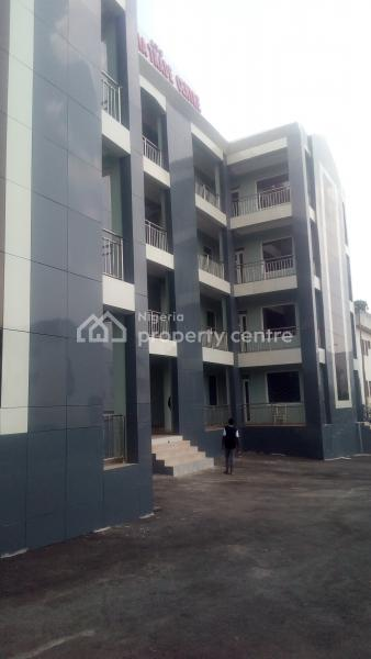 Newly Built Serviced Office Space 22sqm with in Built Toilet, Elevator and Generator, Aminu Kano Crescent, Wuse 2, Abuja, Office Space for Rent