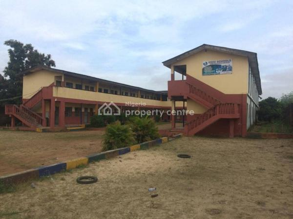 an Existing School Building, Along Ikotun Idimu Road, Idimu, Lagos, School for Sale