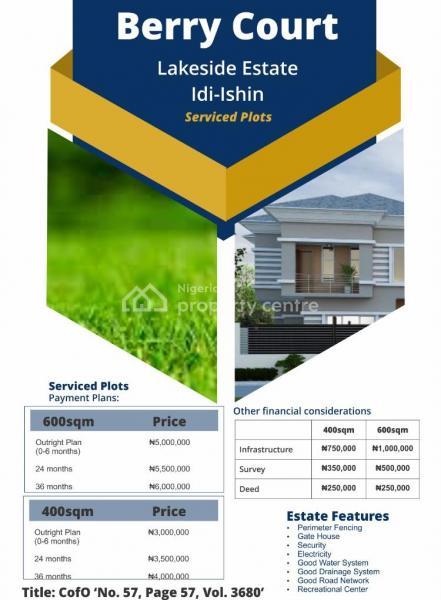 a Plot of Land, Idi-ishin, Ibadan, Oyo, Mixed-use Land for Sale