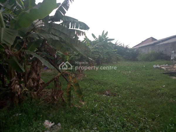 Well Located and Table Flat Land, Peter Odili Road, Port Harcourt, Rivers, Commercial Land for Sale