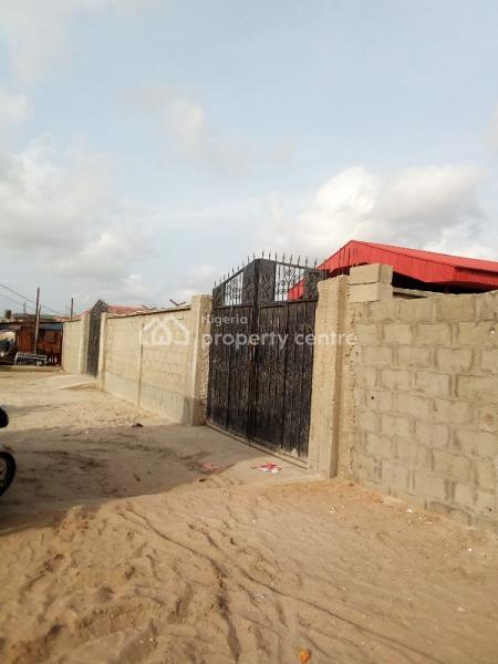 Full Plot of Land, Parkview Estate, Ago Palace, Isolo, Lagos, Residential Land for Sale