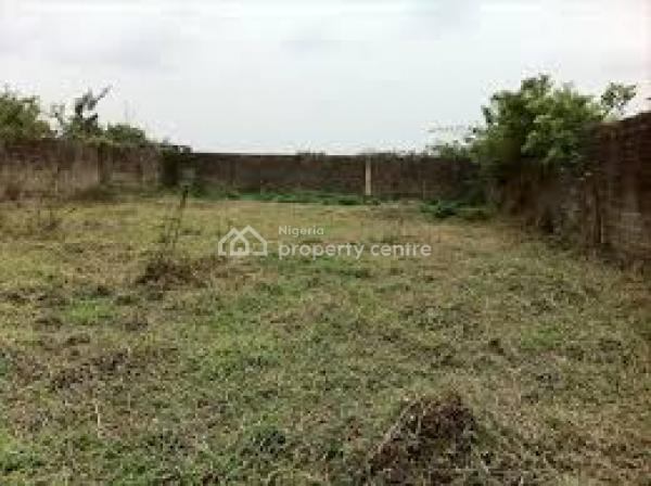 Full Plot of Land on a Corner Piece, Peace Estate, Ago Palace, Isolo, Lagos, Residential Land for Sale