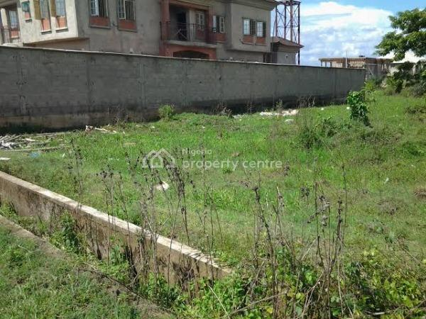 Half Plot of Land, Gramate, Ago Palace, Isolo, Lagos, Residential Land for Sale