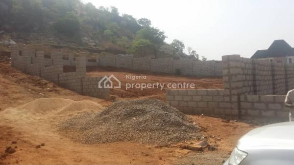 Fenced Plot Measuring Approximately 800 Square Meters, By The News Engineering, Dawaki, Gwarinpa, Abuja, Land for Sale