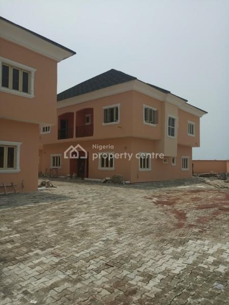 Brand New 3 Bedroom Duplex, Chevron Axis, Lekki Expressway, Lekki, Lagos, Semi-detached Duplex for Rent
