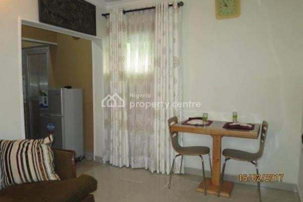 Tastefully Furnished 1 Bedroom Service Apartment, Off Mobolaji Bank-anthony Way, Ikeja Gra, Ikeja, Lagos, Mini Flat Short Let