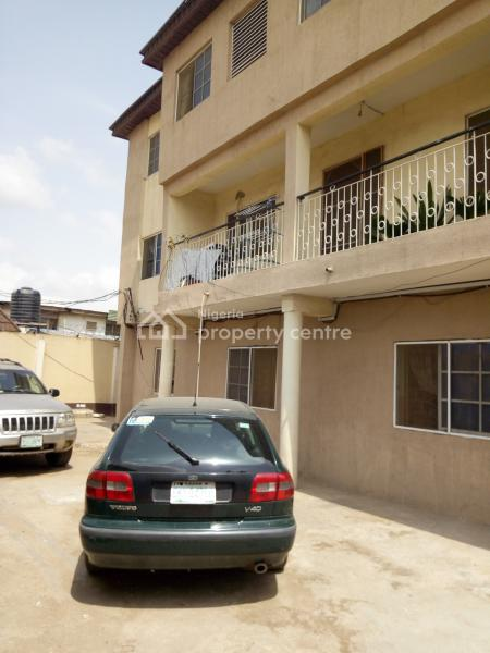 Executive Block of 12 Flats on a Full Plot with C of O, Akowonjo, Alimosho, Lagos, Block of Flats for Sale