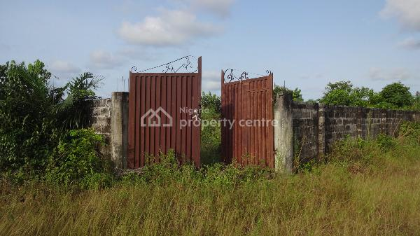 4 Plots of Corner Piece and Fenced Land, Container Bus Stop, Awoyaya, Ibeju Lekki, Lagos, Mixed-use Land for Sale
