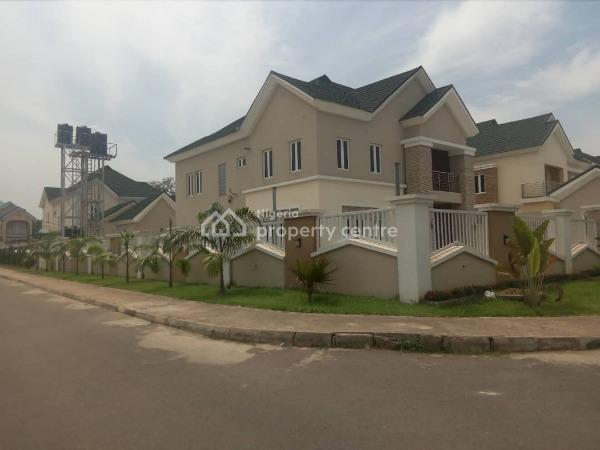 Nicely Built 4 Bedroom Fully Detached Duplex, Suncity Estate, Lokogoma District, Abuja, Detached Duplex for Sale