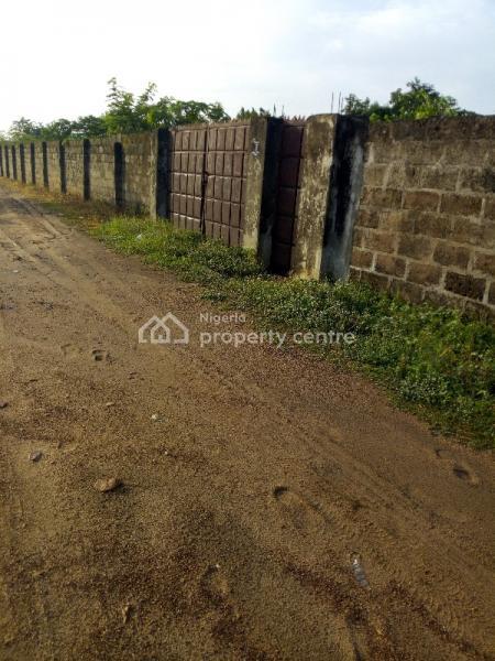 One Acre+ Mixed Used Land, Ogungbade Street, Alakia Expressway Ibadan, Alakia, Ibadan, Oyo, Commercial Property for Sale