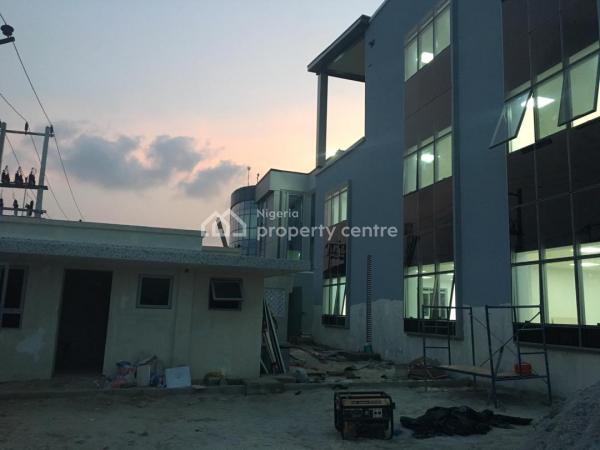 Well Appointed Open Plan Office Accommodation on Three Floors., Lekki Expressway, Lekki, Lagos, Office Space for Rent