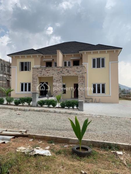 Luxury Finished 4 Bedroom Semidetached Duplex, Between a.a. Rano and Cgc Office, Katampe Extension, Katampe, Abuja, Semi-detached Duplex for Sale