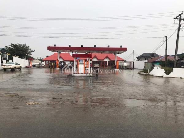 Standard Filling Station on 3 Plots, Ijaniki, Lag Badary Express Way, Agbara-igbesa, Lagos, Filling Station for Sale
