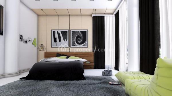 Luxury One Bedroom Apartment (under Construction), 25, Mojisola Onikoyi Estate, Ikoyi, Lagos, Flat for Sale