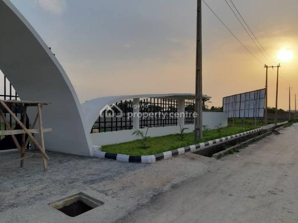 Cofo Land in Gated Estate in Abijo Gra for 6.5m., Abijo Gra, Sangotedo, Ajah, Lagos, Residential Land for Sale