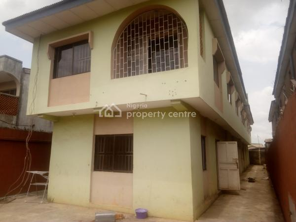 Building of Four Numbers of Two Bedroom, Egbeda, Alimosho, Lagos, Block of Flats for Sale