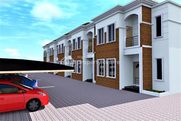 Luxury and Tastefully Built 4 Bedroom Terrace Duplex with a Bq, Emerald Estate, Ajah, Lagos, Terraced Duplex for Sale