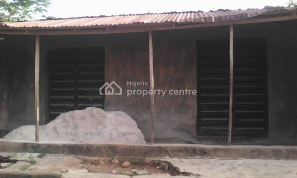 2 Nos Bungalows with 2 Shops, 33, Dayo Okeowo Street, Off Ayedun Street, Abule Iroko, Ajegunle-ilo, By Toll Gate, Sango Otta, Ado-odo/ota, Ogun, Detached Bungalow for Sale
