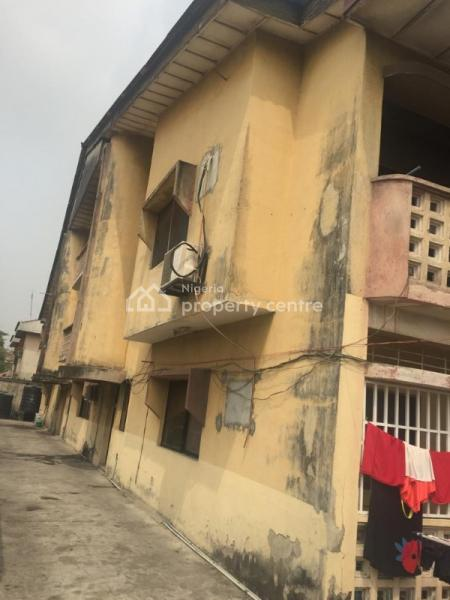 a Gated and Demolish-able House, Olufemi Olatunji Street, Osapa, Lekki, Lagos, Block of Flats for Sale