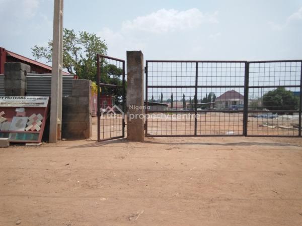 a Hospital Plot, Deeper Life Bible Shool Road, Kado, Abuja, Commercial Land for Sale