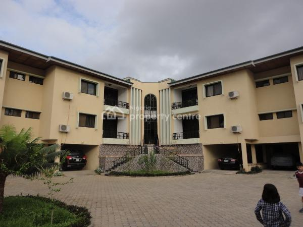 4 Units of 4 Bedroom Flats with 2 Rooms Bq Each, 22, Mamman Nasir Street, Asokoro District, Abuja, Flat for Rent