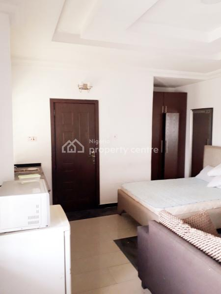 Fully Furnished Studio Apartment, Ikate Elegushi, Lekki, Lagos, Self Contained (single Rooms) for Rent