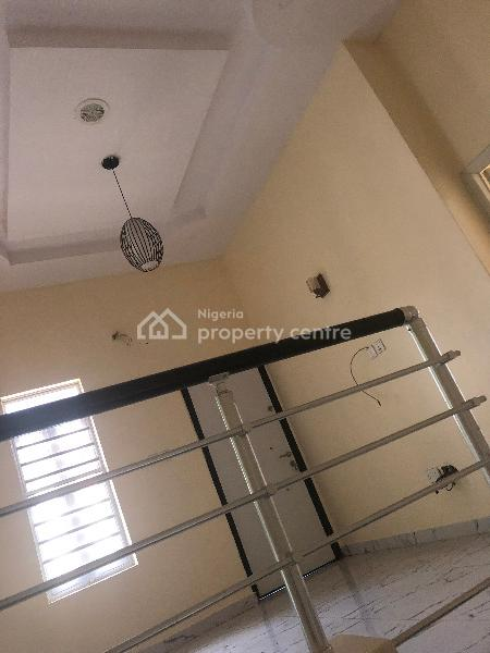 Nicely Built 4 Bedroom Semi Detached Duplex with B.q, Ikota Villa Estate, Lekki, Lagos, Semi-detached Duplex for Sale
