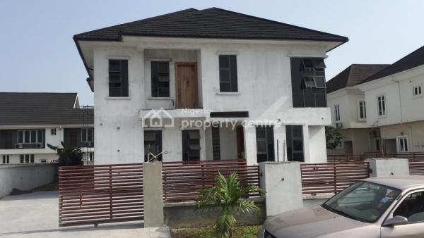 Lovely and Newly Built 4 Bedroom Fully Detached Duplex with Bq, Royal Garden Estate, Ajah, Lagos, Detached Duplex for Sale
