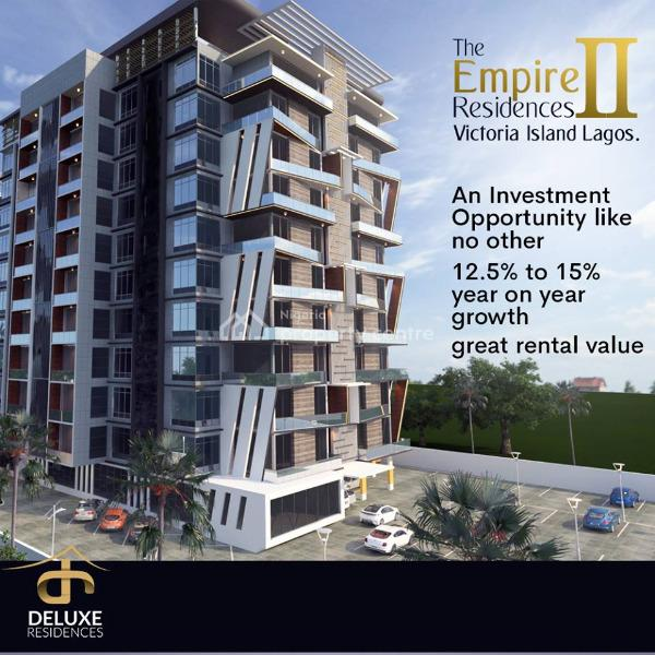 Fantastic Three Bedroom Apartments, Water Corporation Drive, Oniru, Victoria Island (vi), Lagos, Flat for Sale