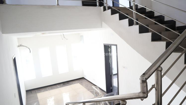 Exquisite, Fully Serviced 4 Bedroom Duplex +bq, Osapa, Lekki, Lagos, Detached Duplex for Sale