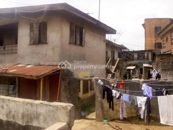 Land with Demolish-able Upstairs, Fabukade Street, Shogunle, Oshodi, Lagos, Residential Land for Sale