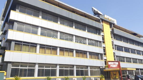 Lovely Office Space (110 Sqm), Victoria Island Extension, Victoria Island (vi), Lagos, Office Space for Rent