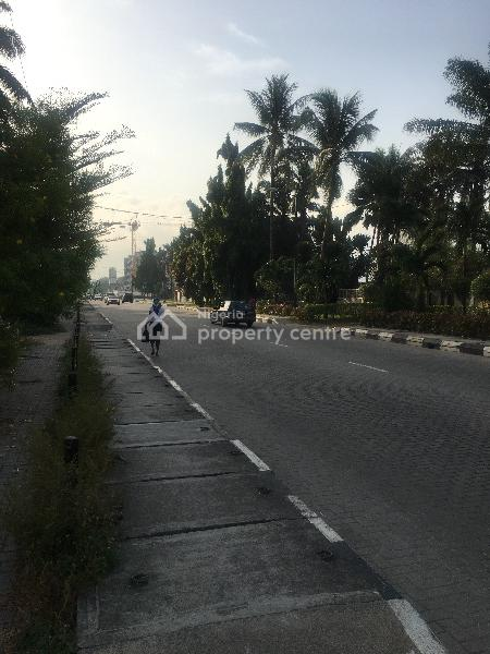 18,000sqm of Bare Land, Glover Road Axis, Old Ikoyi, Ikoyi, Lagos, Mixed-use Land for Sale