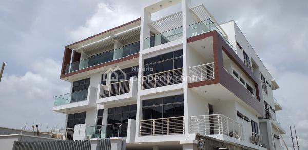 Excellently Magnificent Luxury 3 Bedroom Apartment, Off Banana Island Road, Mojisola Onikoyi Estate, Ikoyi, Lagos, Flat for Sale