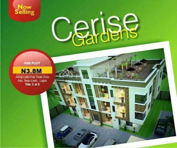Strategic Land in a Secured Estate, Ibeju Lekki, Lagos, Residential Land for Sale