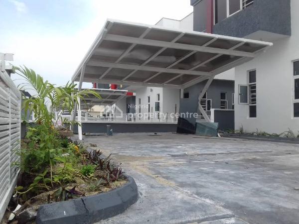 Luxury 4 Bedroom Detached Duplex with Bq, Lekki, Lagos, Detached Duplex for Sale