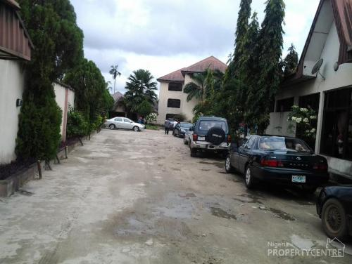 Well located and exquisitely finished hotel uyo akwa for Houses for sale with guest house on property