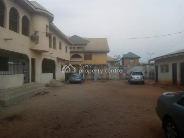 4 Flats of 3 Bedrooms, Ezenei, Off Asaba Express Way, Asaba, Delta, Block of Flats for Sale