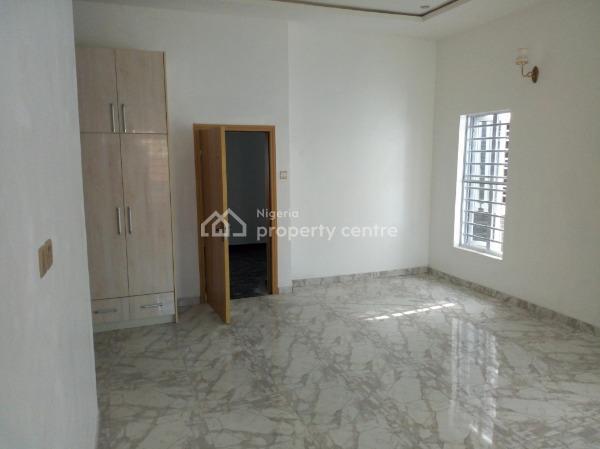 Newly Built Luxury 4 Bedroom Duplex with 1 Bq, Oral Estate, 2nd Toll Gate, Lekki Phase 2, Lekki, Lagos, Detached Duplex for Rent