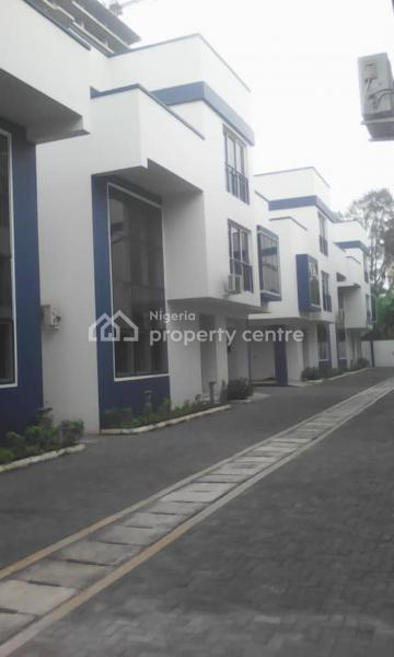 4 Bedroom, Bourdillon Road, Old Ikoyi, Ikoyi, Lagos, Detached Duplex for Sale