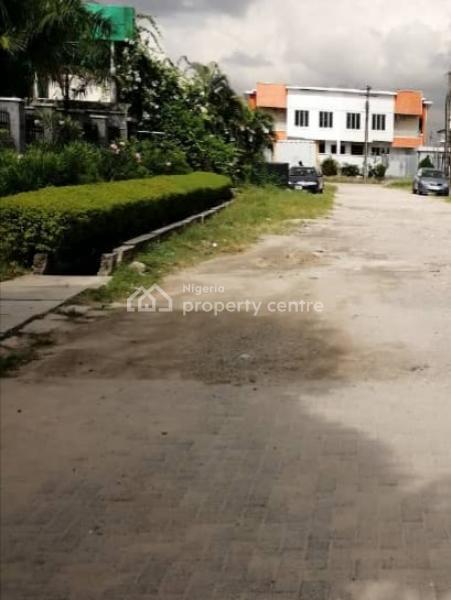 545sqms Land, Behind Tantalizers, Lekki Phase 1, Lekki, Lagos, Commercial Land for Rent